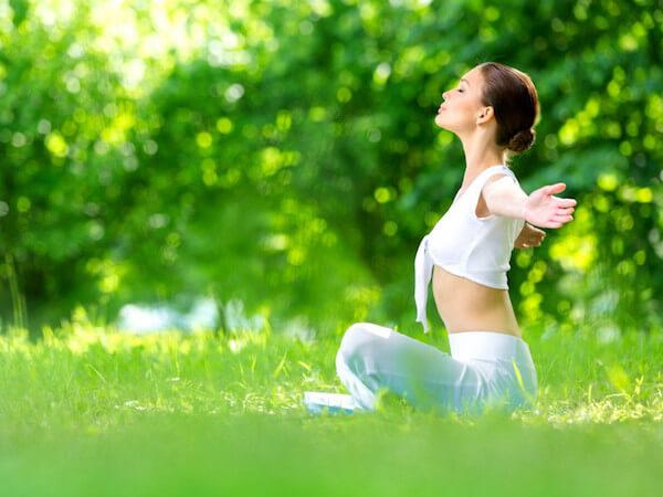 副交感神経の働きを高める呼吸法